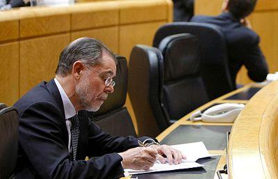 Mariano Fernández Bermejo sustituyó a López Aguilar al frente del Ministerio de Justicia en febrero de 2007