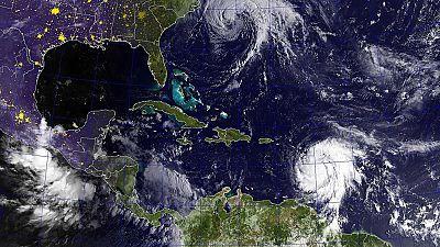 El huracán María llega al Caribe y alcanza la categoría 5
