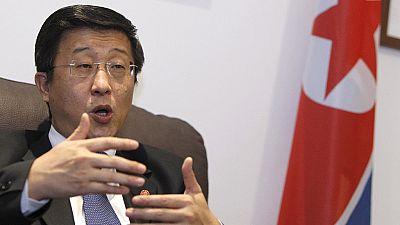 España expulsa al embajador de Corea del Norte