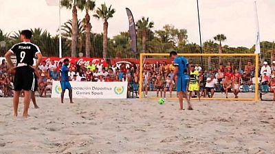 Fútbol playa - Arena Games Tour 2017 - ver ahora