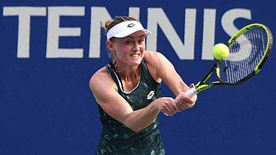 Tenis - WTA Torneo Tokio (Japón): A. Sasnovich - C. García - ver ahora