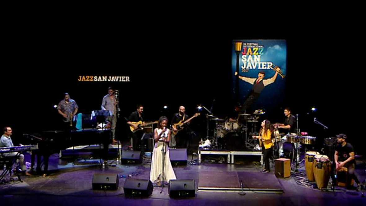 Festivales de verano - Festival de Jazz de San Javier: Patax con Maureen Choi - ver ahora
