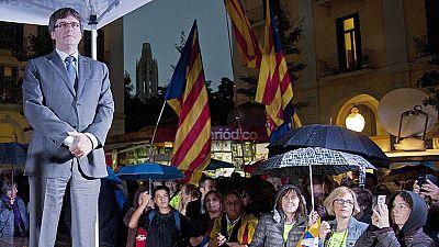 La Guardia Civil registra la compañía de aguas de Girona por malversación cuando Puigdemont era alcalde
