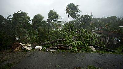 """El huracán María devasta la isla de Dominica: """"Se ha perdido todo lo que se podía perder"""""""