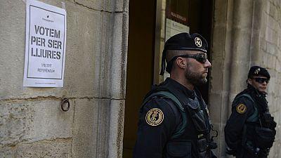 Registran la sede de la compañía de aguas de Girona por presunto fraude cuando Puigdemont era alcalde