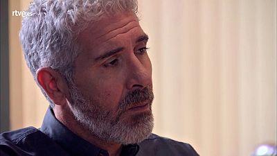 Servir y proteger - Quintero se emociona al recordar a Carmen