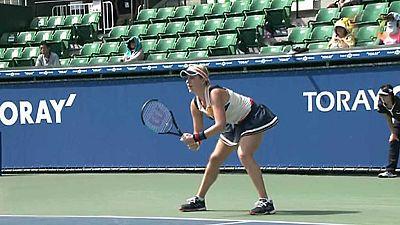 Tenis - WTA Torneo Tokio (Japón): A. Pavlyuchenkova - C. Bellis - ver ahora