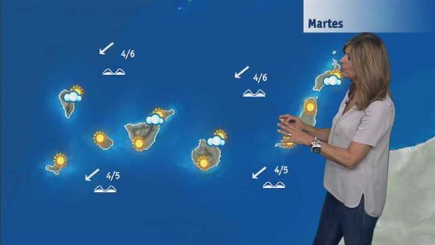 El tiempo en Canarias - 19/09/2017
