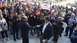 Los tres primeros alcaldes citados por el referéndum independentista se niegan a declarar ante la Fiscalía