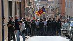 La Guardia Civil se incauta de numerosa documentación del censo del 1-O en una empresa de Terrassa