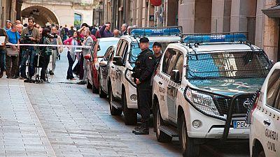 La Guardia Civil registra la compañía de aguas de Girona por presunta malversación en la etapa de alcalde de Puigdemont