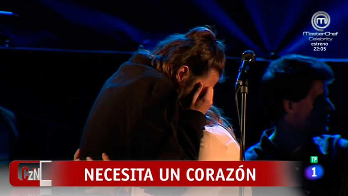 Corazón - Salvador Sobral, ingresado por sus problemas de corazón