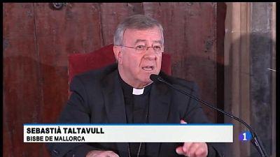 Sebastià Taltavull, nou bisbe de Mallorca