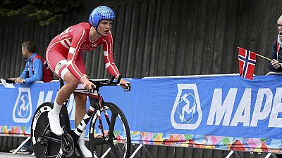 Ciclismo - Campeonato del Mundo en Carretera Contrarreloj Élite Femenina - ver ahora