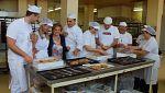 Aquí la tierra - Comemos torta Txantixigorri de Olite