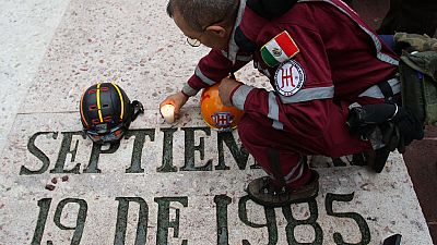 El terremoto de 1985 en México causó más de 10.000 muertos