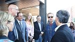 Harrison Ford y Ryan Gosling, una visita de película a TVE