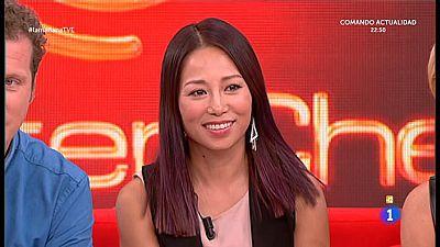 Usun Yoon, primera concursante eliminada de Masterchef