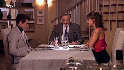 Servir y proteger - La desastrosa cena de Rober, Alicia y Marcelino