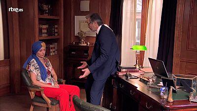 Servir y proteger - Montse quiere cancelar la boda con Marcelino