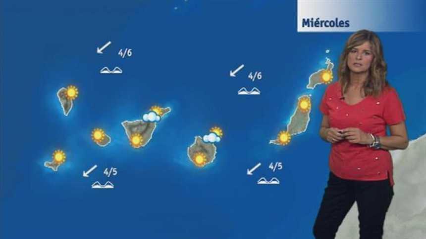 El tiempo en Canarias - 20/09/2017