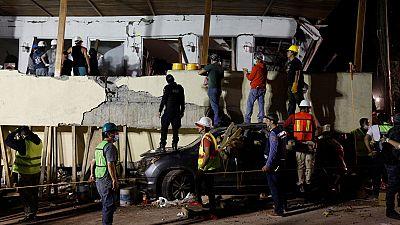 Ola de solidaridad entre los ciudadanos tras el terremoto en México