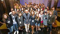 Se acerca la recta final para conocer a los 18 aspirantes que protagonizarán la primera gala de 'Operación Triunfo', el talent show producido por RTVE en colaboración con Gestmusic Endemol que regresará en octubre a La 1.