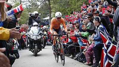 Ciclismo - Campeonato del Mundo en Carretera Contrarreloj Élite Masculina - ver ahora