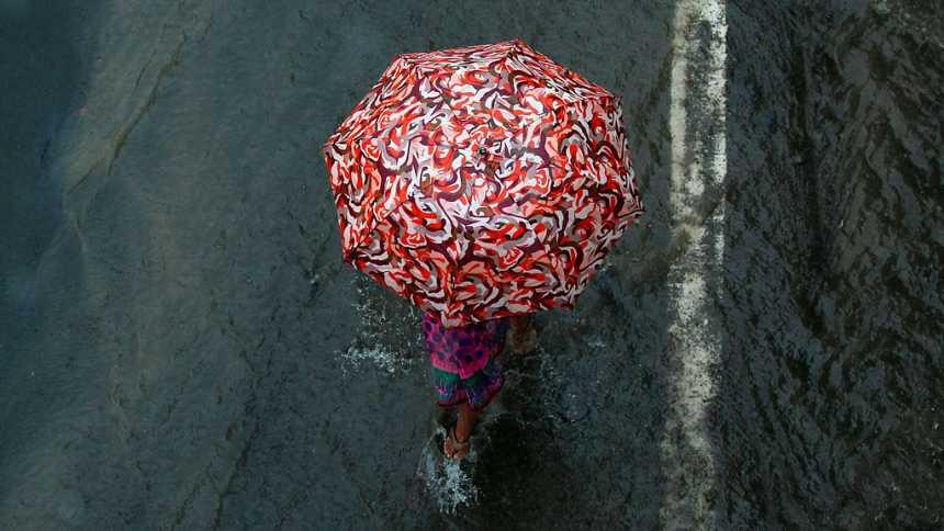 El último día del verano se despide con precipitaciones  en el norte peninsular y en Canarias