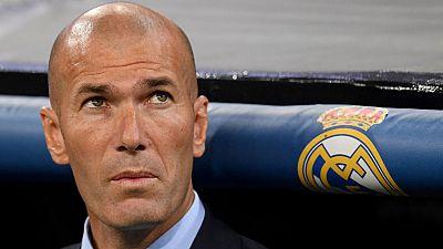 """Zidane: """"No hay que estar preocupado"""""""