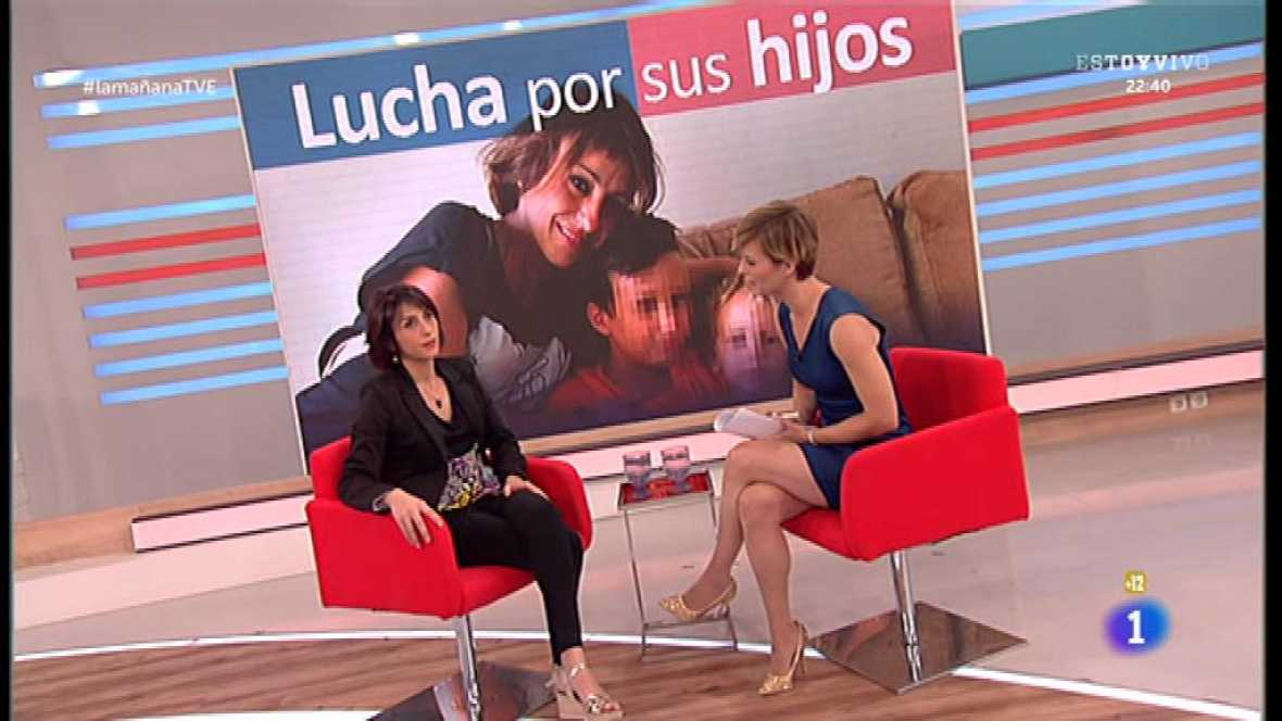 Juana Rivas lucha por sus hijos