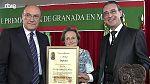 El director de la OCRTVE recibe el Premio Ciudad de Granada