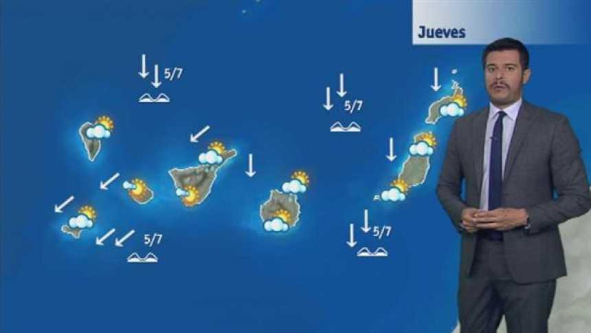 El tiempo en Canarias - 21/09/2017