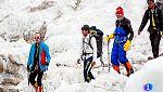 """Iñurrategi, Vallejo y Zabalza ensalzan los verdaderos """"valores del alpinismo"""""""