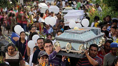 Se confirma la identidad del español fallecido en el terremoto de México