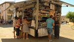 Aquí la tierra - De compras en la plaza del pueblo