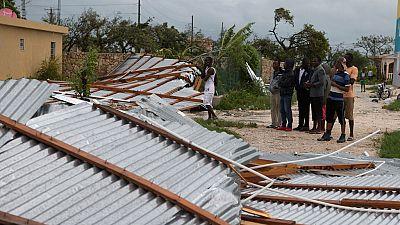 El huracán María golpea con fuerza la República Dominicana