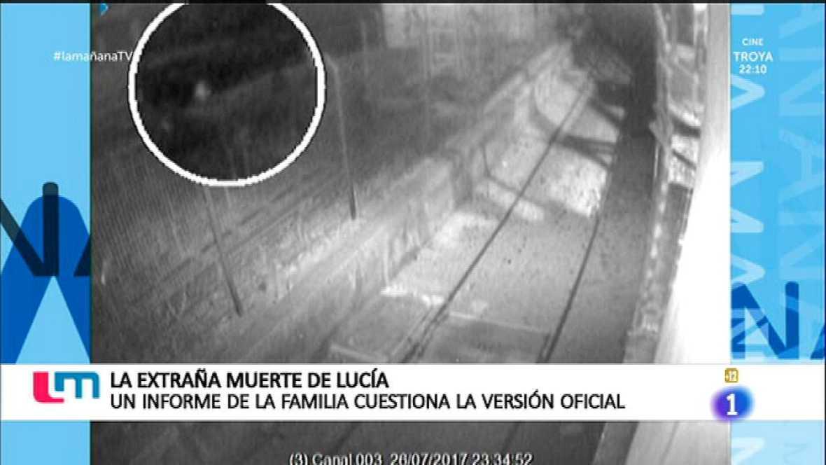 La extraña muerte de Lucía