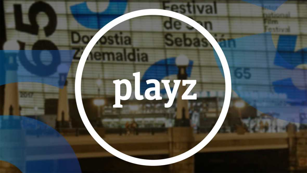 Llega PlayZinemaldia,  el programa de RTVE.es sobre el Festival de San Sebastián