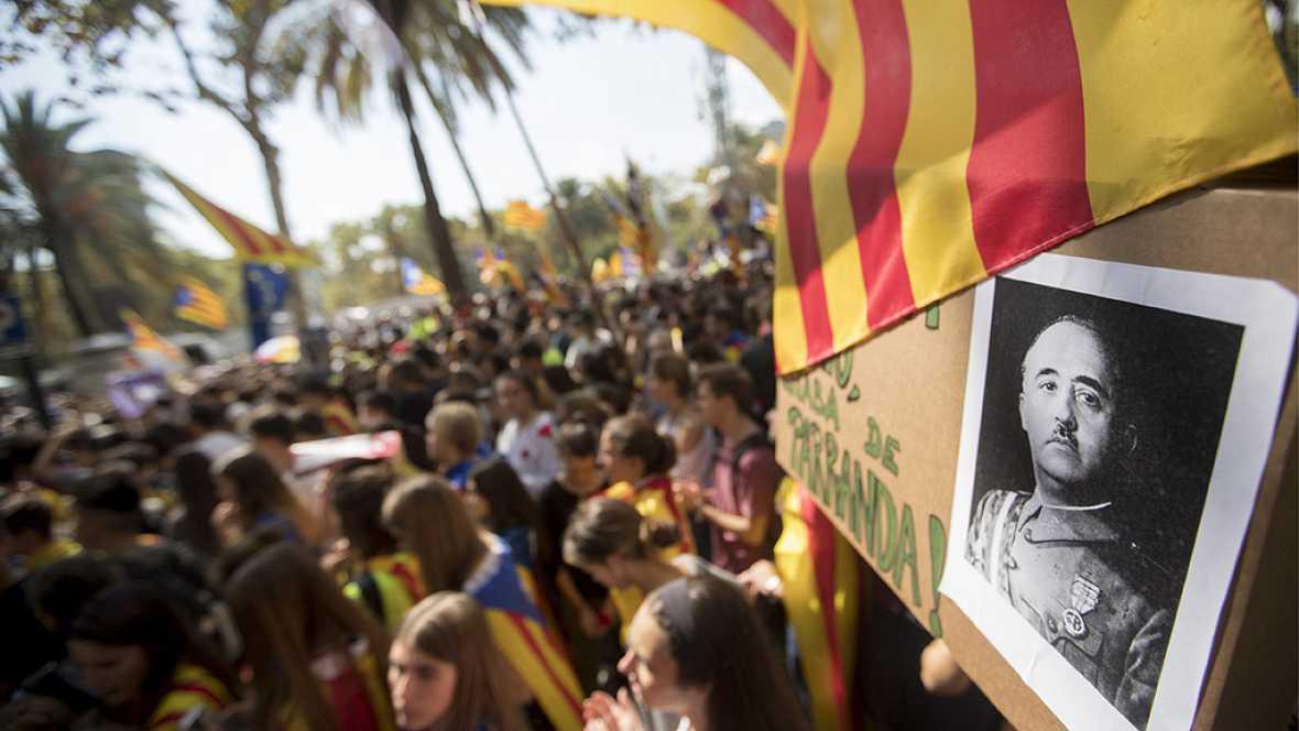 Sociedad Civil Catalana denuncia la utilización de menores por parte de centros educativos en actos pro-referéndum