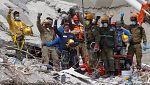 Han transcurrido 72 horas desde el terremoto que devastó el centro de México