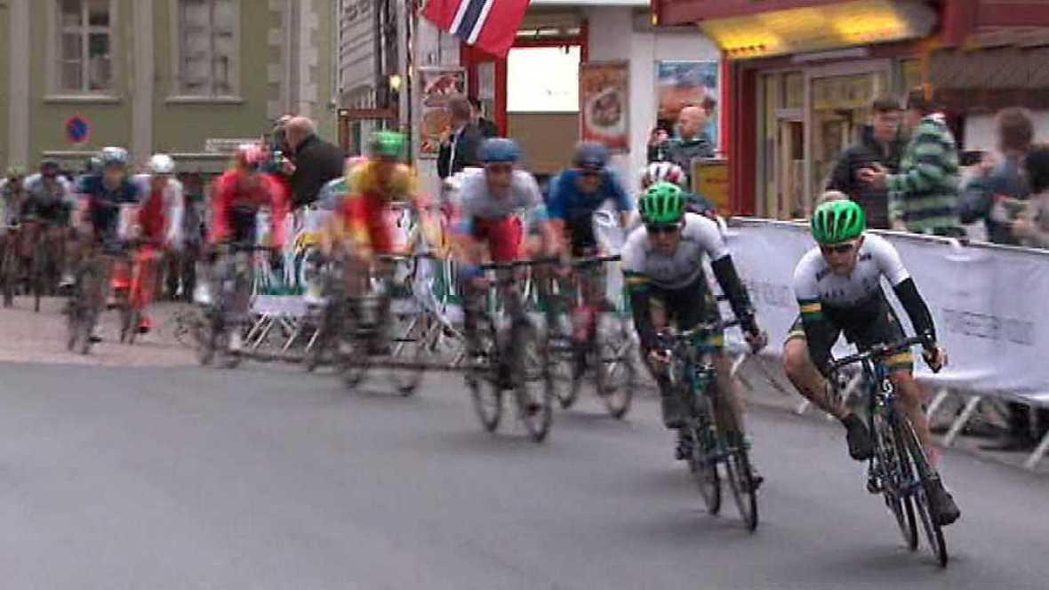 Ciclismo - Campeonato del Mundo. Carretera en Ruta sub 23 Masculina desde Bergen - ver ahora