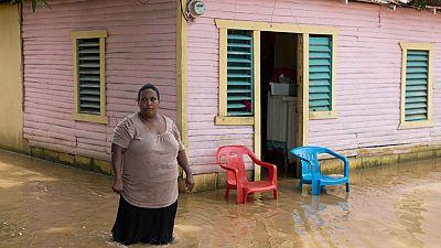 Ascienden a 50 el número de víctimas por el huracán María en las islas del Caribe