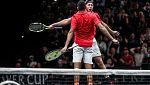 Tenis - Laver Cup 2017 Dobles: R. Nadal / T. Berdych - N.Kyrgios/ J. Sock