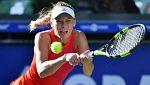Tenis - WTA Torneo Tokio (Japón) 2ª Semifinal: G.Muguruza - C.Wozniacki