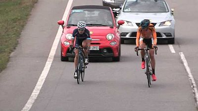 Ciclismo - Vuelta a Galicia 2017 - ver ahora