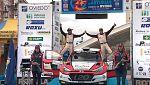 Automovilismo - Campeonato de España de Rallyes de Asfalto. 'Princesa de Asturias'