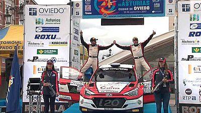 Automovilismo - Campeonato de España de Rallyes de Asfalto. 'Princesa de Asturias' - Ver ahora