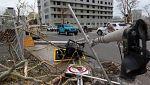 El huracán María castiga a Puerto Rico cuando todavía no se había recuperado de los efectos de Harvey