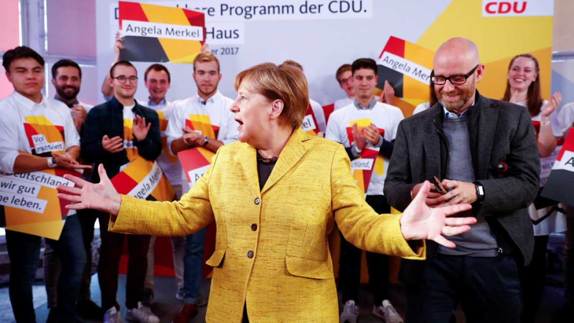 Los candidatos apuran los últimos actos de campaña antes de las elecciones en Alemania